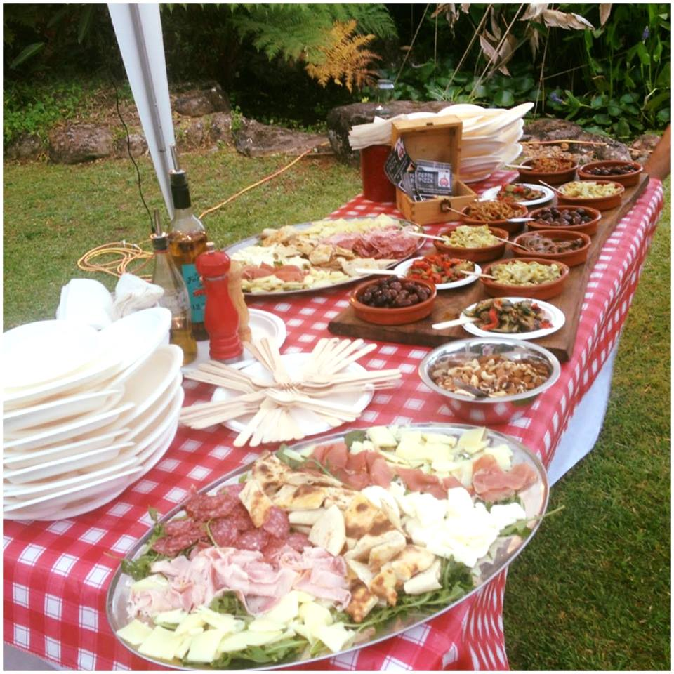 2011 - Catering Service in Byron Bay